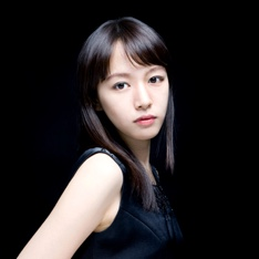 Portrait of pianist Ko-Eun Yi